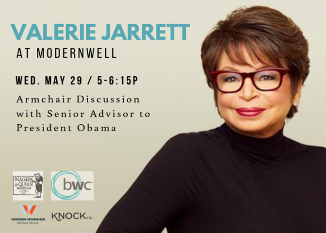 Finding Your Voice with Valerie Jarrett