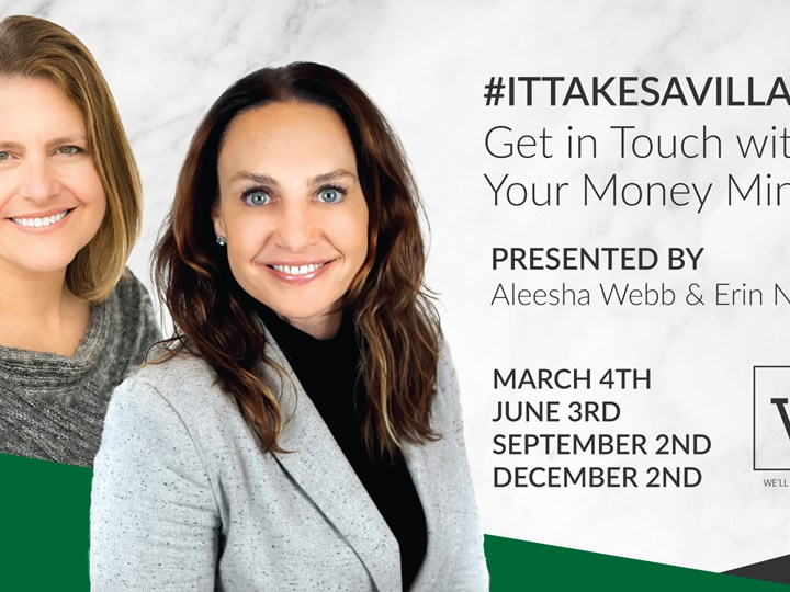 #ItTakesAVillage: Get in Touch with Your Money Mindset-What Your Financial Statements Can & Should Do for Your Business