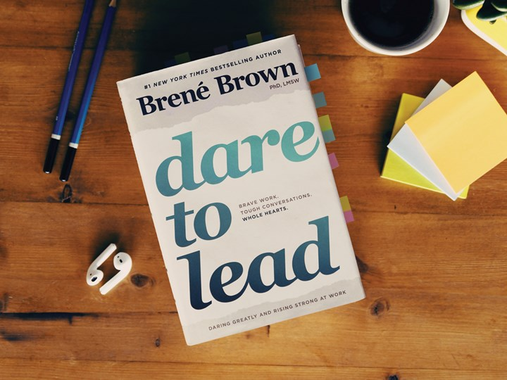 Virtual Workshop--Dare to Lead: A Call to Courage, presented by The Daring Venture