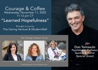 Courage & Coffee: Fall Series