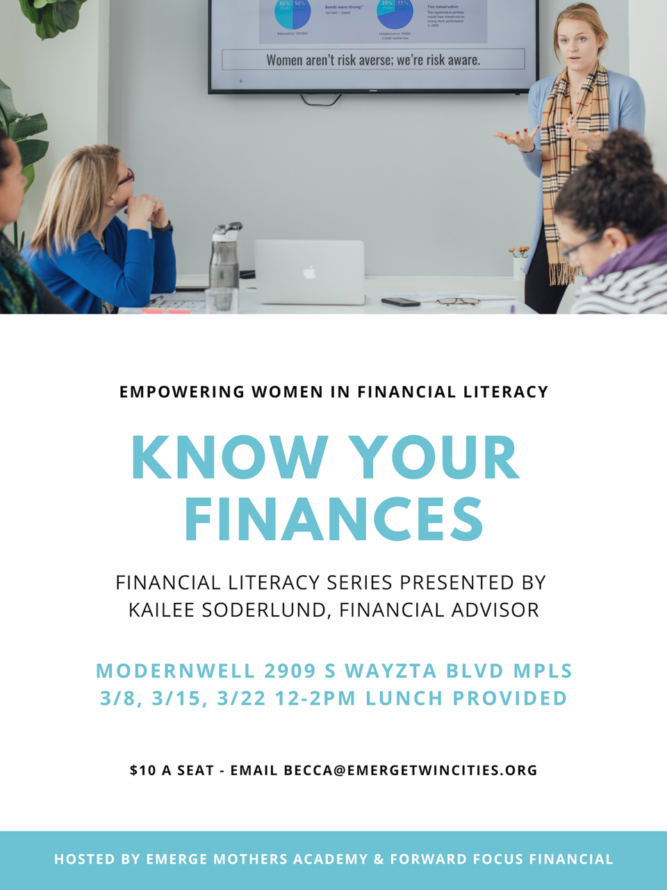 Financial Literacy Series - Know Your Finances Part Three