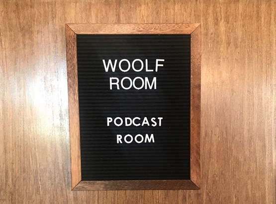 The Woolf Room