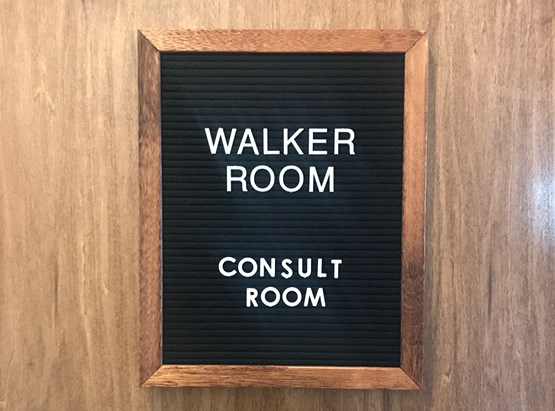 The Walker Room