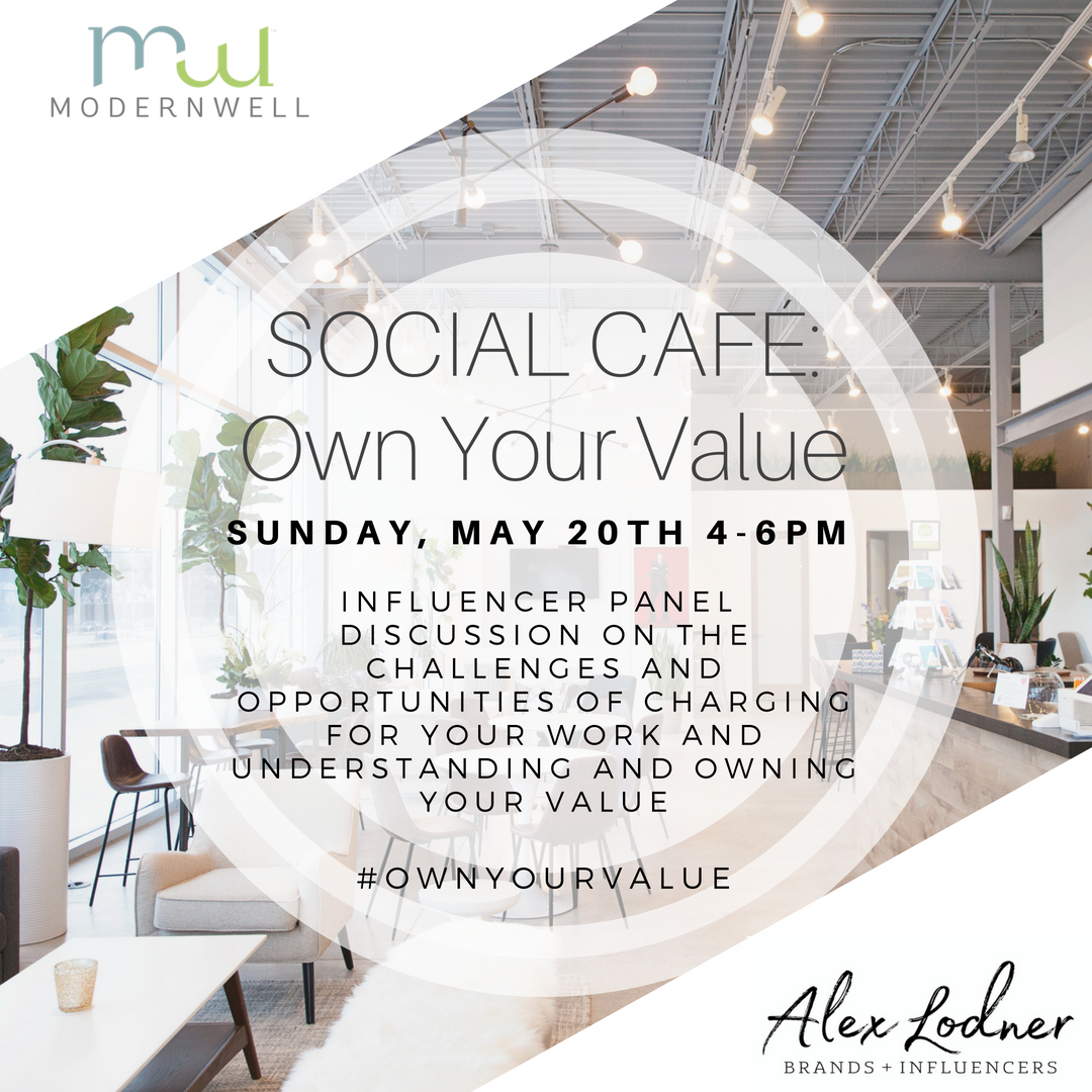 Social Café: Own Your Value