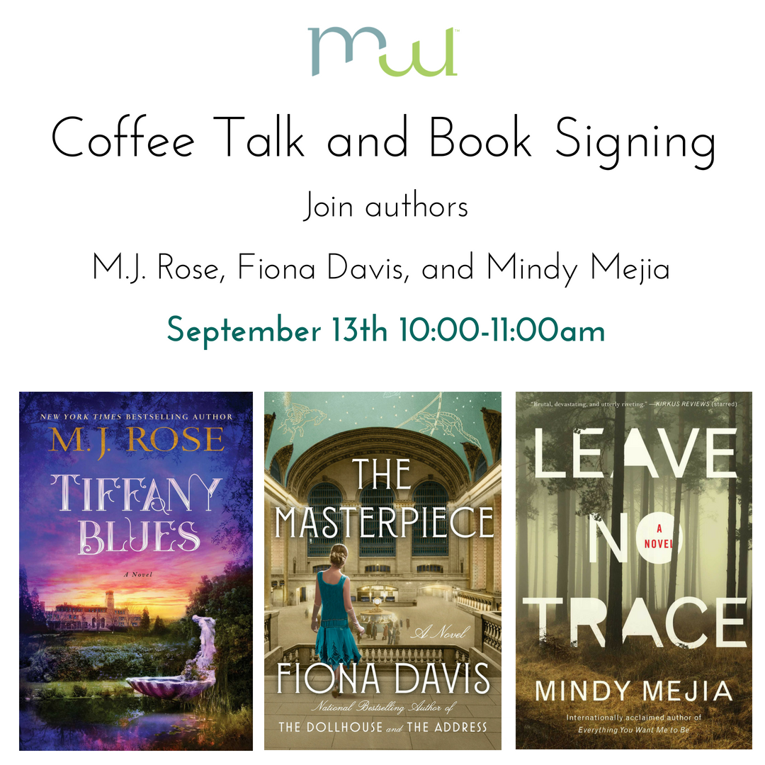 ModernWell - Coffee Talk And Book Signing With Authors MJ