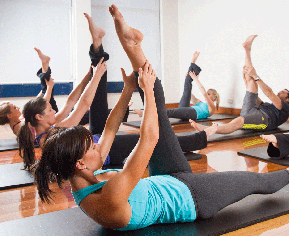 Modernwell Pilates Mat Class With Camille Events