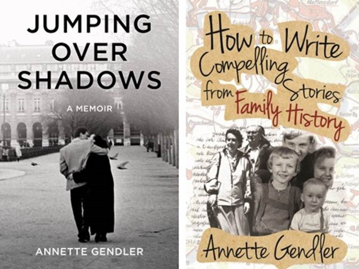 VIRTUAL -- Shaping Family History into Compelling Stories w/ Annette Gendler